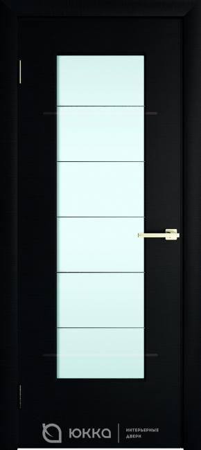 Межкомнатная дверь М2 с молдингом
